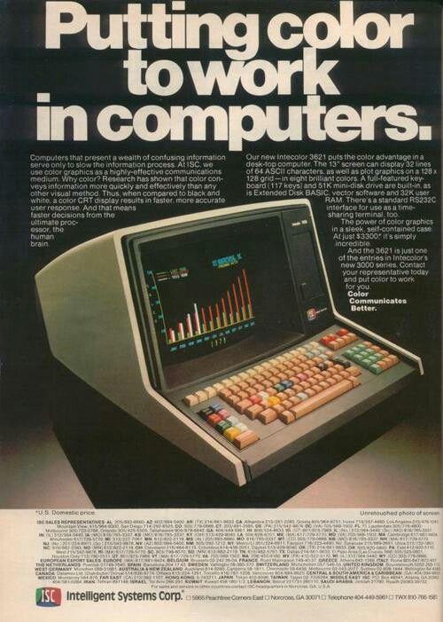 Computer ad (1979)