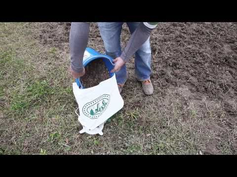 Gardening! How-To Video: Planting a Wildflower Meadow Part 2