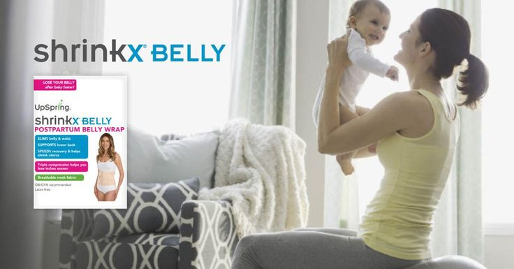 Shrinkx Belly is a best-selling postpartum belly wrap that delivers triple compression to shrink the belly after delivery of your baby.