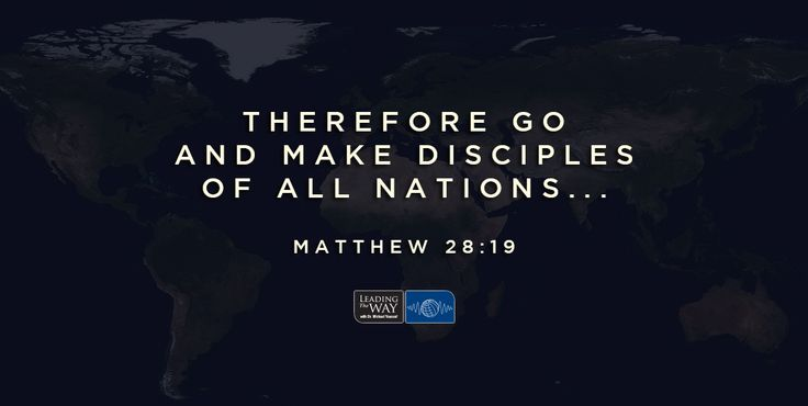 Every day, more than 4 billion people have the opportunity to hear the Truth of Christ through Leading The Way.
