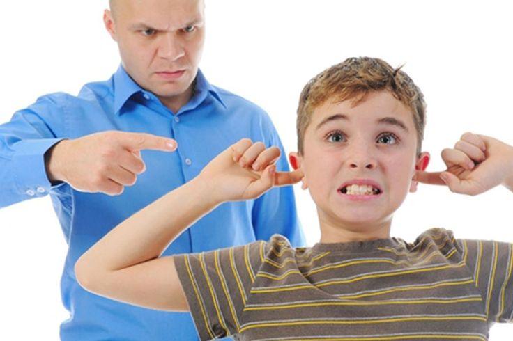 Hal yang Perlu Diperhatikan dalam Memberikan Hukuman pada Anak
