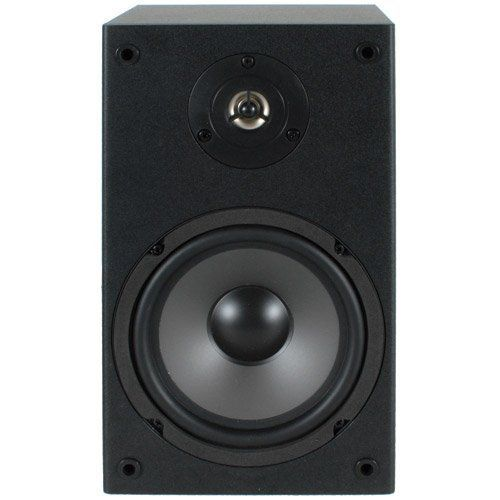 Dayton Audio B652 6-1/2-Inch 2-Way Bookshelf Speaker Pair  $  46.75   Home Audio Speakers Product Features     Small size, profound performance   Black ebony pica vinyl cabinet finish   Removable grill   Excellent clarity and detail         Home Audio Speakers Product Description   Dayton Audio's B652 two-way bookshelf speaker is  ..  http://www.speakersstore.com/dayton-audio-b652-6-12-inch-2-way-bookshelf-speaker-pair-68/