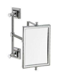 Large Extending Bathroom Mirror