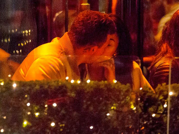 Johnny Manziel & Fiancee French Kissing In Paris ... and Partying with Drake (PHOTO GALLERY & VIDEO)
