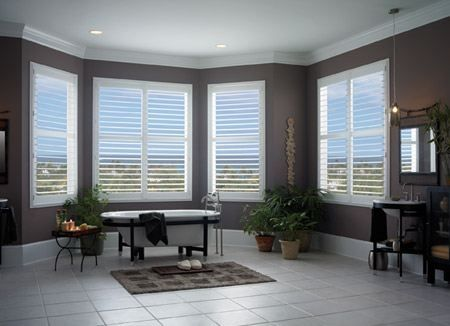 Classic shutters collection from Luxaflex