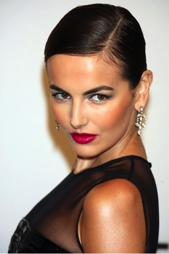 Camilla Belle Wearing Ralph Lauren At The Quot An Evening With