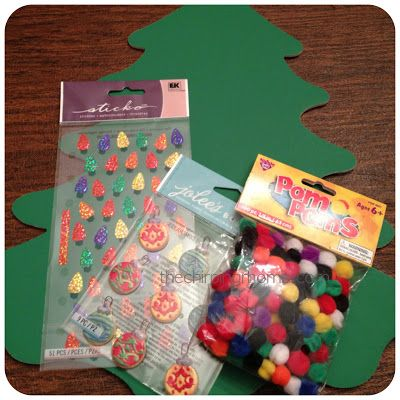 Two christmas projects for little ones tree crafts for Christmas crafts for little ones