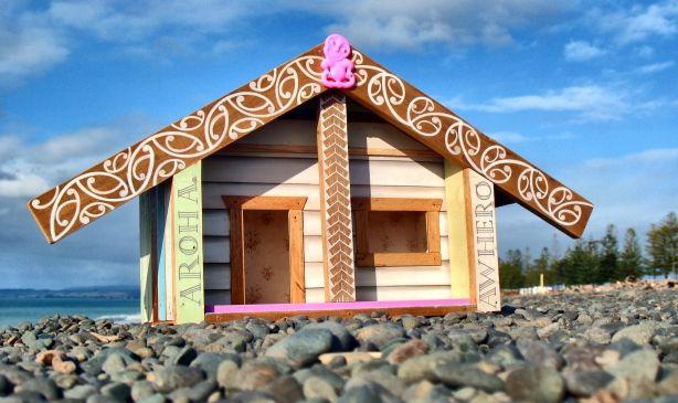 Artwork by Tony Harrington - SAW artist NZ Art Show 2013