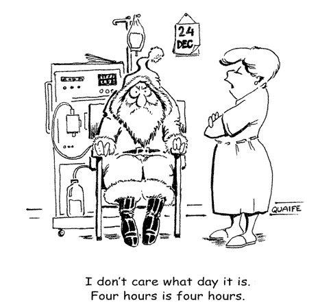 Dialysis problems