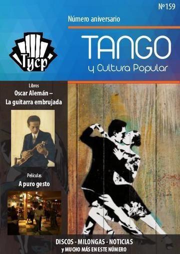 Tango y Cultura Popular Número Aniversario