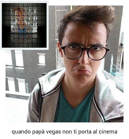 Povero surry :-( @surrealpower @vegasyt @stefanolepri @lookatsascha by edit_youtube_italia