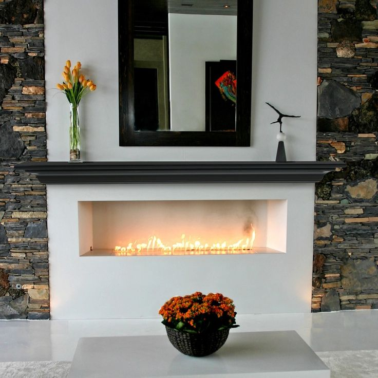 4 types of fireplace mantel shelves to choose from ideas homes linon home decor