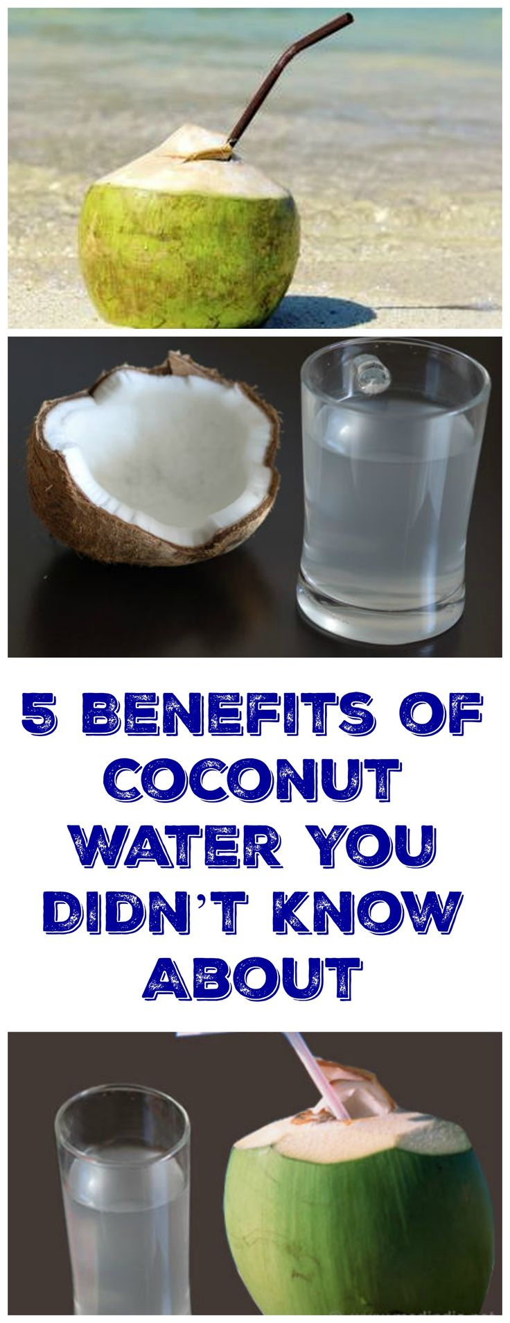 5 Benefits of Coconut Water You Didn't Know About | BiutiDIY