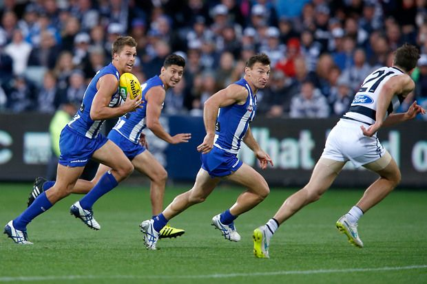 North Melbourne v Geelong photos - Round 4, 2015 - NMFC.com.au