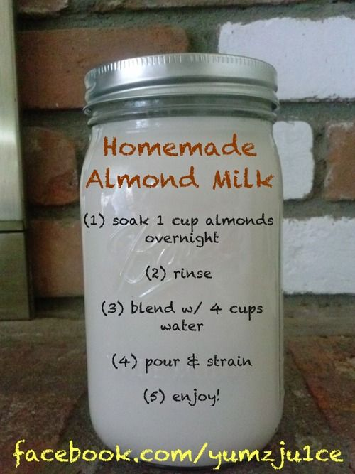 Homemade Almond Milk Slow Juicer : Homemade almond milk juicing & smoothies Pinterest Homemade, Almond milk and Almonds