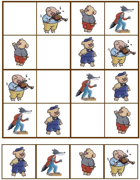 Sudoku De 3 biggetjes (09)