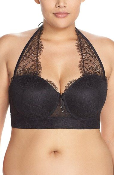 Plus Size Ashley Graham 'Phenomenon' Convertible Underwire Bra