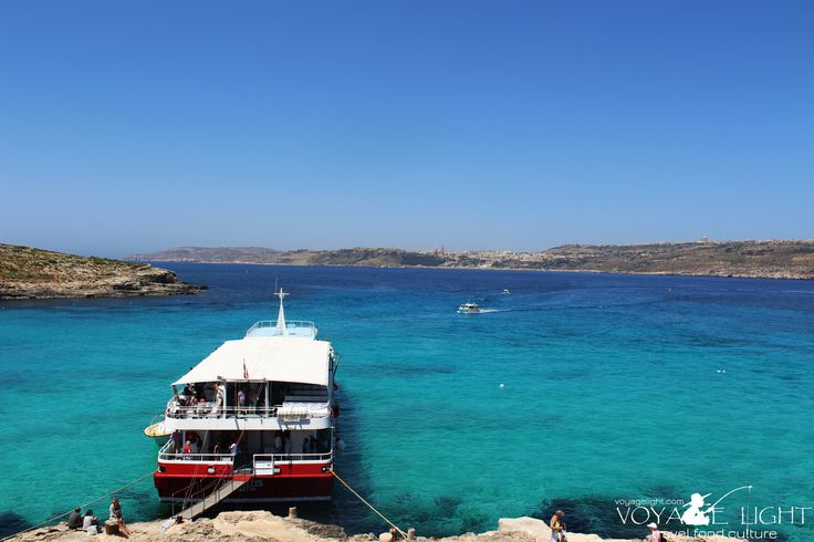 The Ferry stopped at The Blue Lagoon