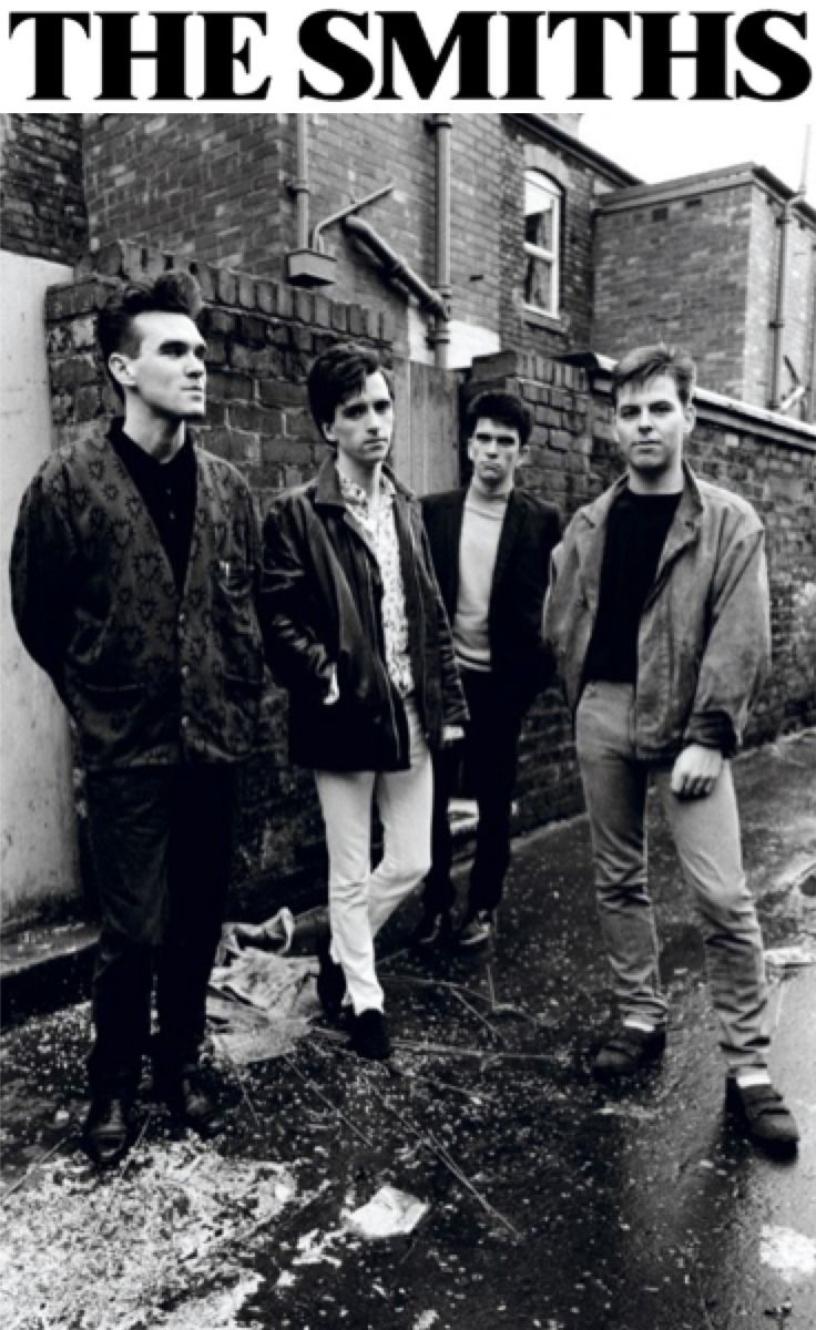 the smiths band wallpaper - photo #14