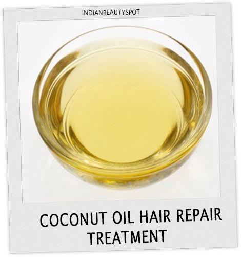 Undo Damaged hair with natural hair oil treatment - ♥ IndianBeautySpot.Com ♥