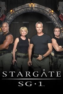 A secret military team, SG-1, is formed to explore the recently discovered StarGates.    Stars: Richard Dean Anderson, Michael Shanks and Amanda Tapping