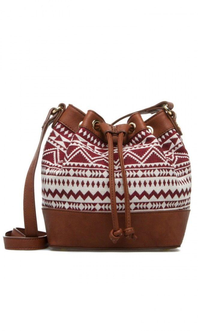 Boho Bucket Bag Purse Fashion Pinterest Handbags Bags And Purses