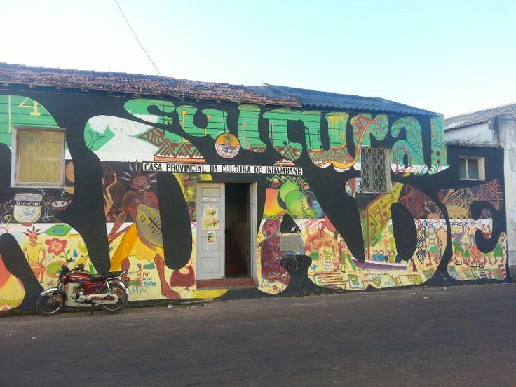 Casa provincial da cultura de Inhambane
