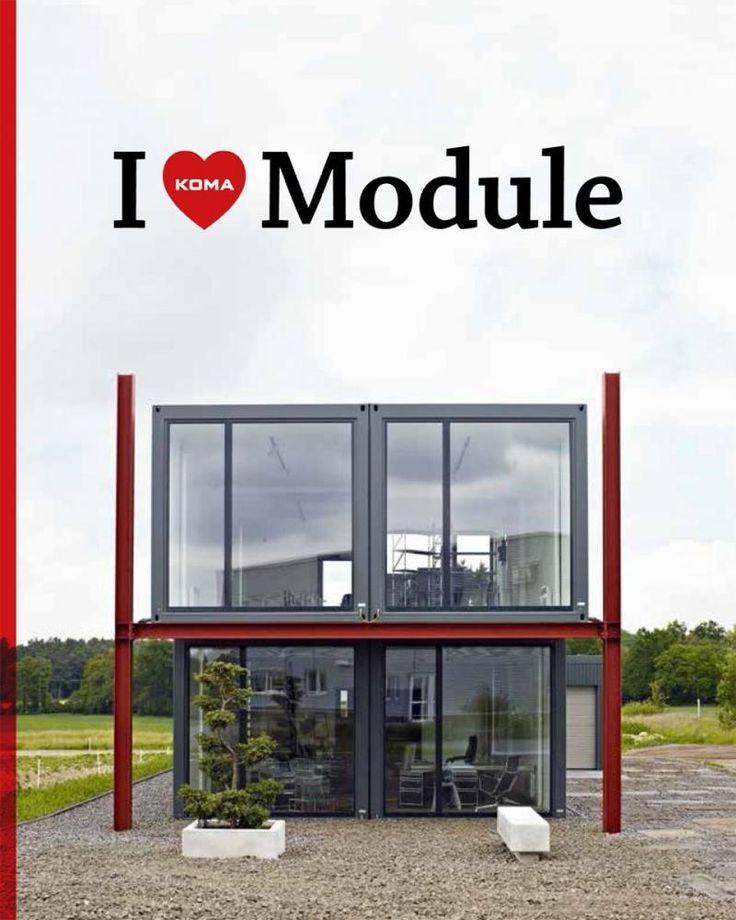 """""""I [love] Module"""" je první česky psaná kniha o fenoménu """"modulární architektura"""", který je v České republice zatím poměrně neznámý. V zahraničí je však modulární a kontejnerová architektura etablovaná oblast architektury, která skýtá nečekané, jednoduché a přitom krásné realizace."""
