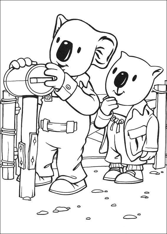 koala brüder 26 ausmalbilder für kinder malvorlagen zum