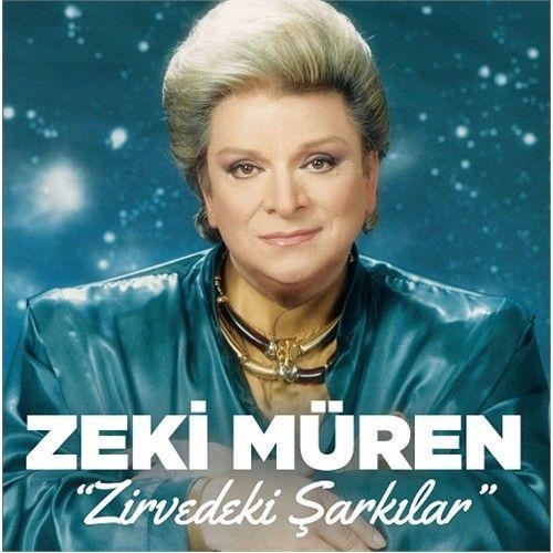 Zeki MÜREN ve Şarkıları 2018 Albümü Dinle