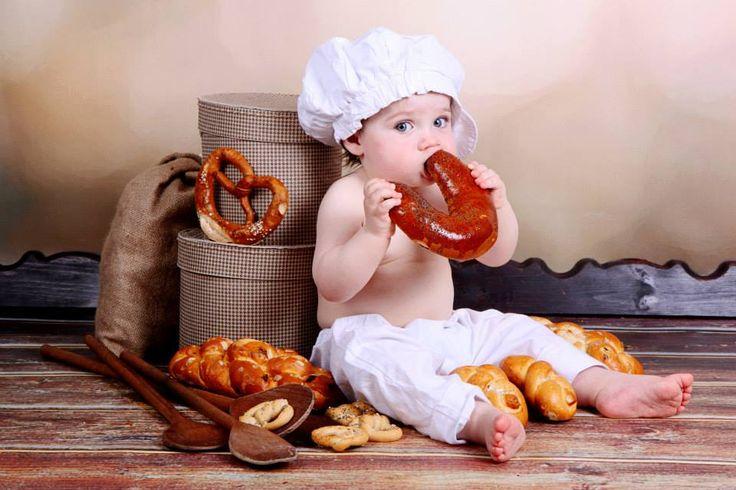 pekaři,foto,děti,focení