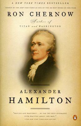 Daedalus Books Online - Alexander Hamilton - Ron Chernow.