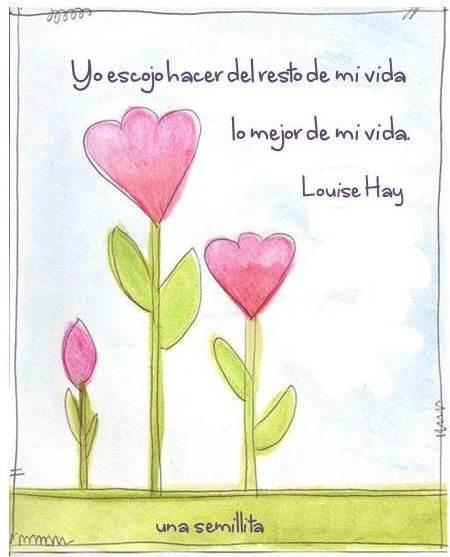 Louise Hay.