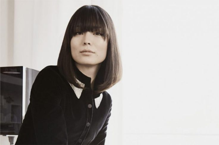 Interview in l'Officiel - ALICE SARA OTT