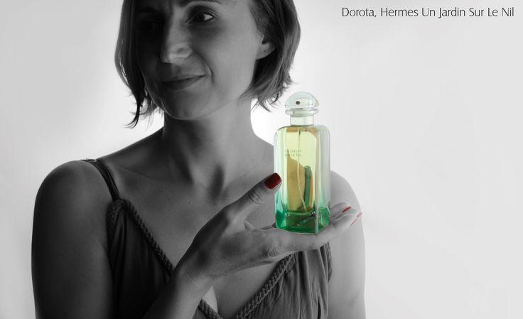 Dorotka a její oblíbenec Hermes Un Jardin Sur Le Nil  http://www.parfums.cz/hermes/un-jardin-sur-le-nil-toaletni-voda-unisex/
