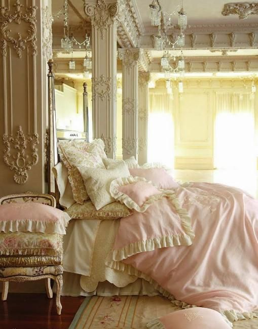 French Bedroom Design Interesting 21 Best French Bedrooms Images On Pinterest  Beautiful Bedrooms Decorating Inspiration