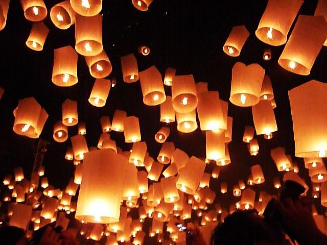 Songkran Festival Chiangmai Thailand