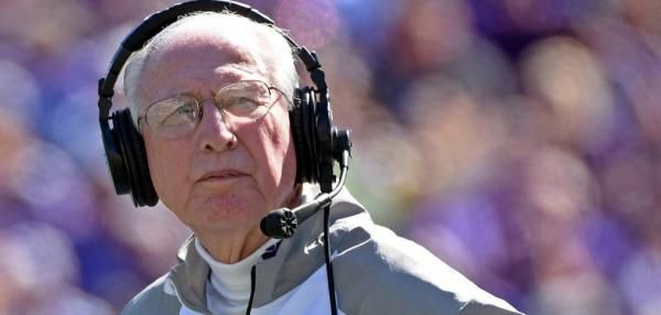 The Sports Xchange Kansas State football coach Bill Snyder announced Monday he has been diagnosed with throat cancer.