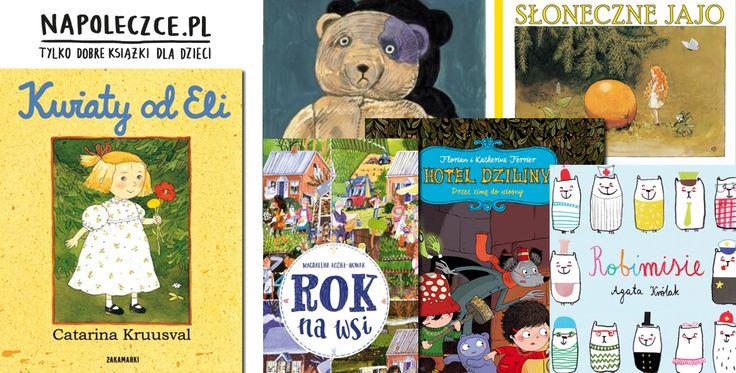 Blog o tylko dobrych książkach dla dzieci. Polecenia, opinie i dużo pięknych i kolorowych ilustracji.