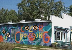 Color Crossing...a fun, friendly, fiber arts playground!!