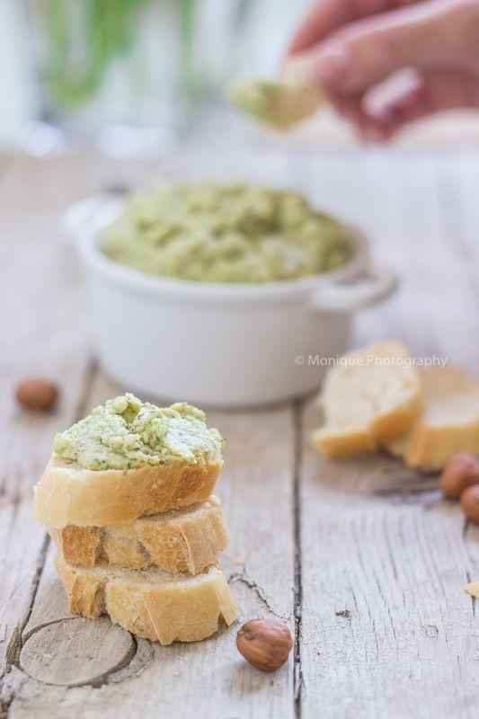 Pesto zucchine e nocciole | MIEL & RICOTTA