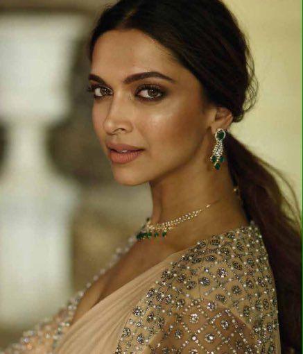 Deepika for Tanishq