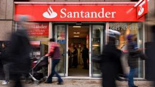 Santander cuts interest by 1.5% on 123 account
