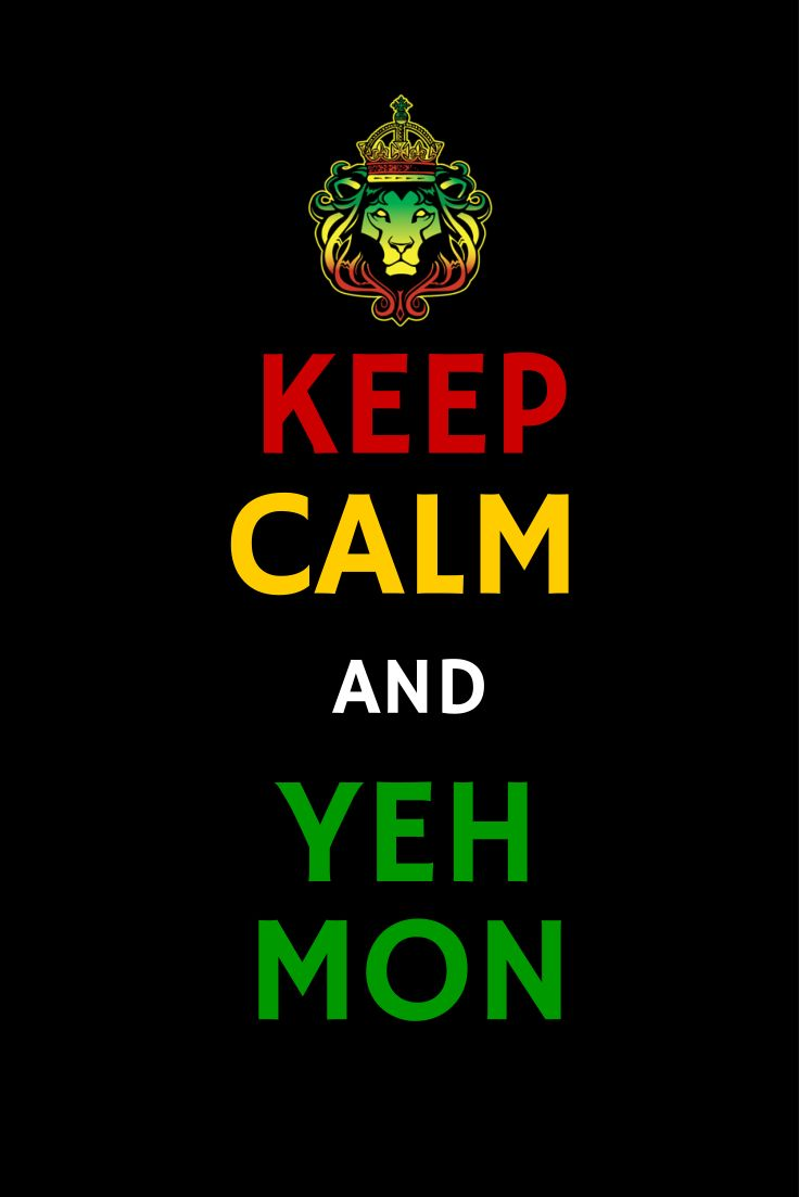 KEEP CALM AND YEH MON. Why not sample the 'chilled out' charm of Jamaica holidays for yourself and sample the infectious reggae rhythms that are part of daily life to the Jamaican people. Until the 27th May 2014 you can save £60 on your Jamaica holiday when you enter discount code JAM60. Visit http://www.holidayhypermarket.co.uk/jamaica (terms and conditions apply)