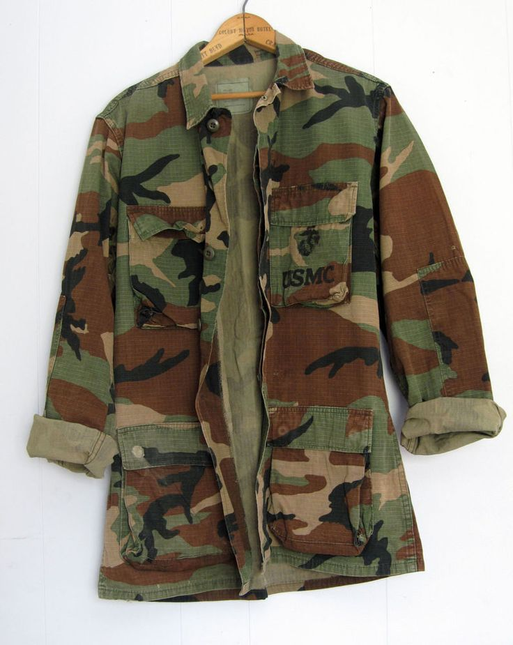 Camouflage Hipster Letter Jacket Irony Proof Medium Adult Zb4sZxJN9