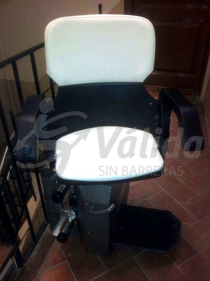 29 best devotus silla salvaescaleras interiores images on for Silla salvaescaleras