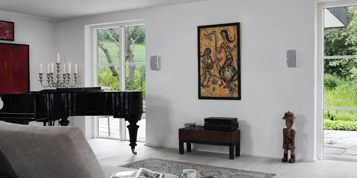 The DALI FAZON SAT is a very elegant design loudspeaker, which performs equally well for stereo, surround and TV-sound. Taking the size into consideration, the FAZON SAT delivers great sound.