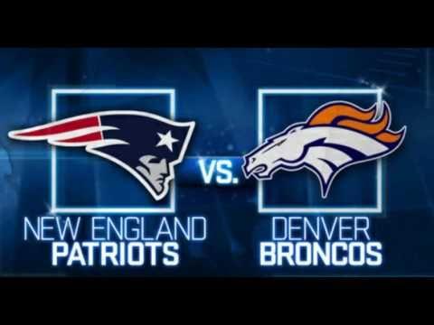 New England Patriots vs Denver Broncos Live Stream