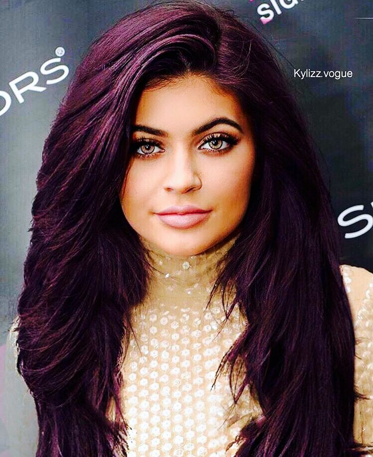 21 best Violet/ Burgundy Boxed Hair Colors images on ...