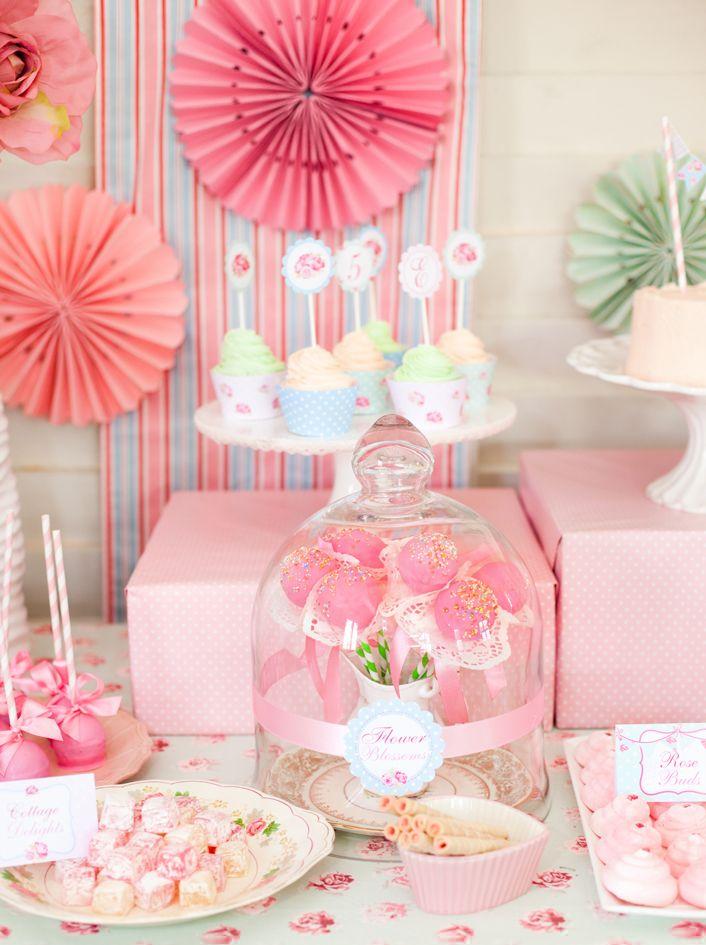 Resultado De Imagen Para Princess Decoration Ideas Party Birthday